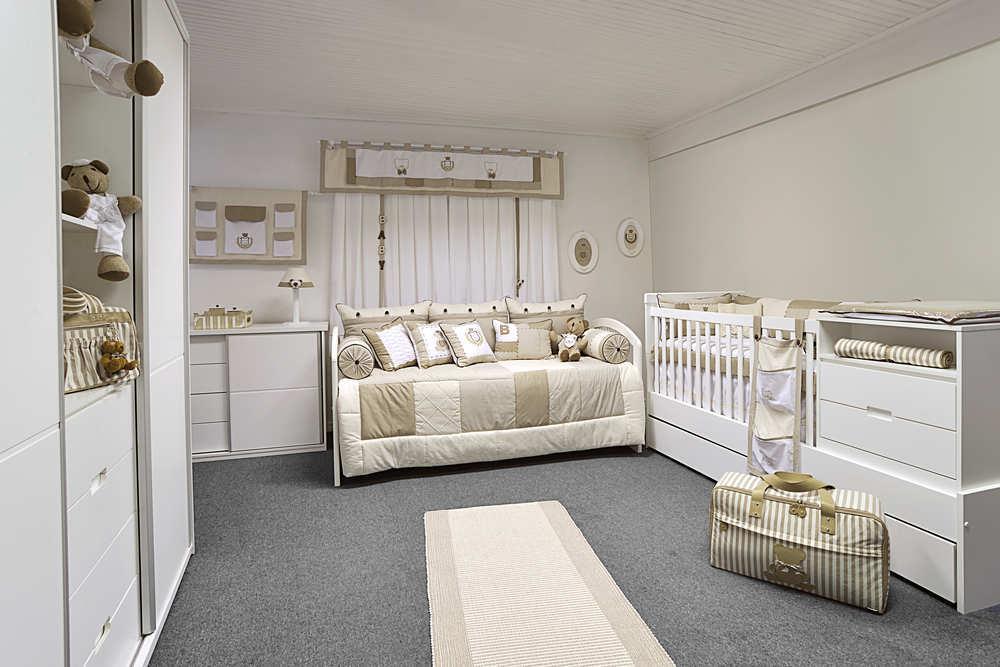 Unos muebles bonitos y cómodos para la habitación de tu hijo/a