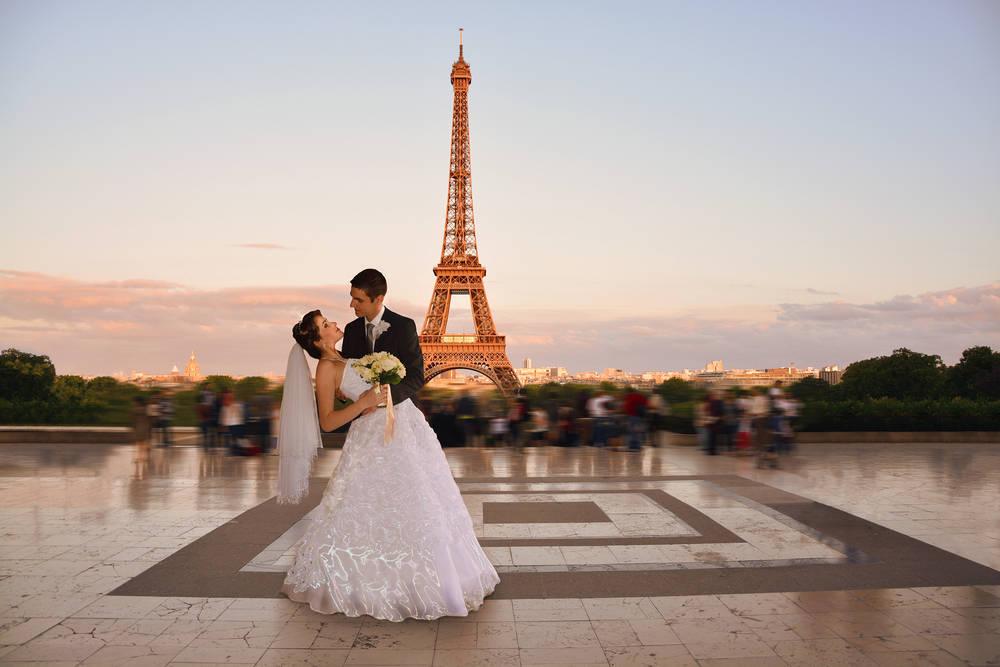 Reportajes post-boda en otros países