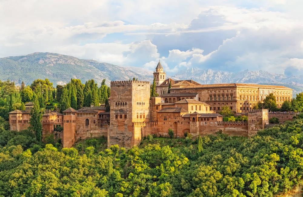 Un paseo por Granada