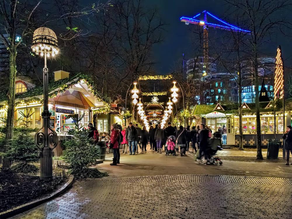 Fin de año en Dinamarca