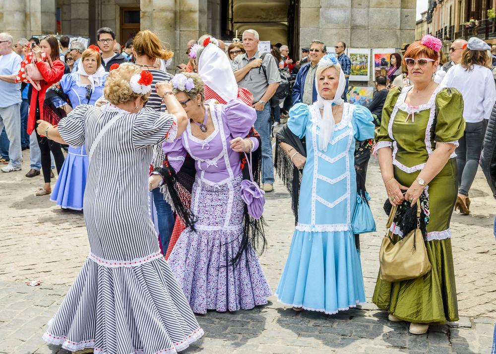 La Fiesta de San Isidro en Madrid
