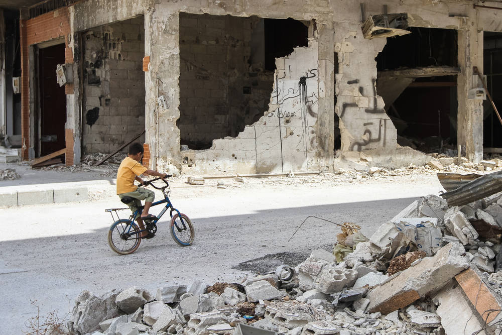 Siria necesita nuestro cariño