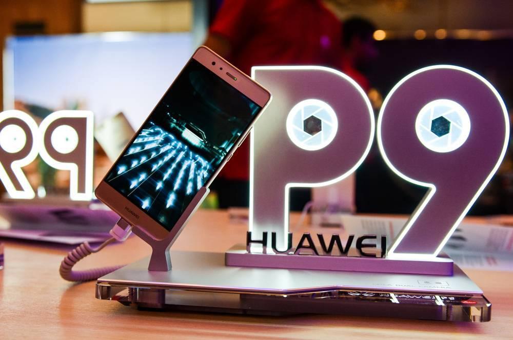 El Huawei P9 desbanca a los modelos de Samsung