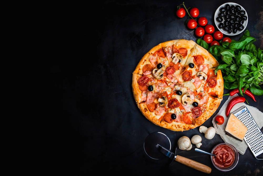 La pizza, origen e historia