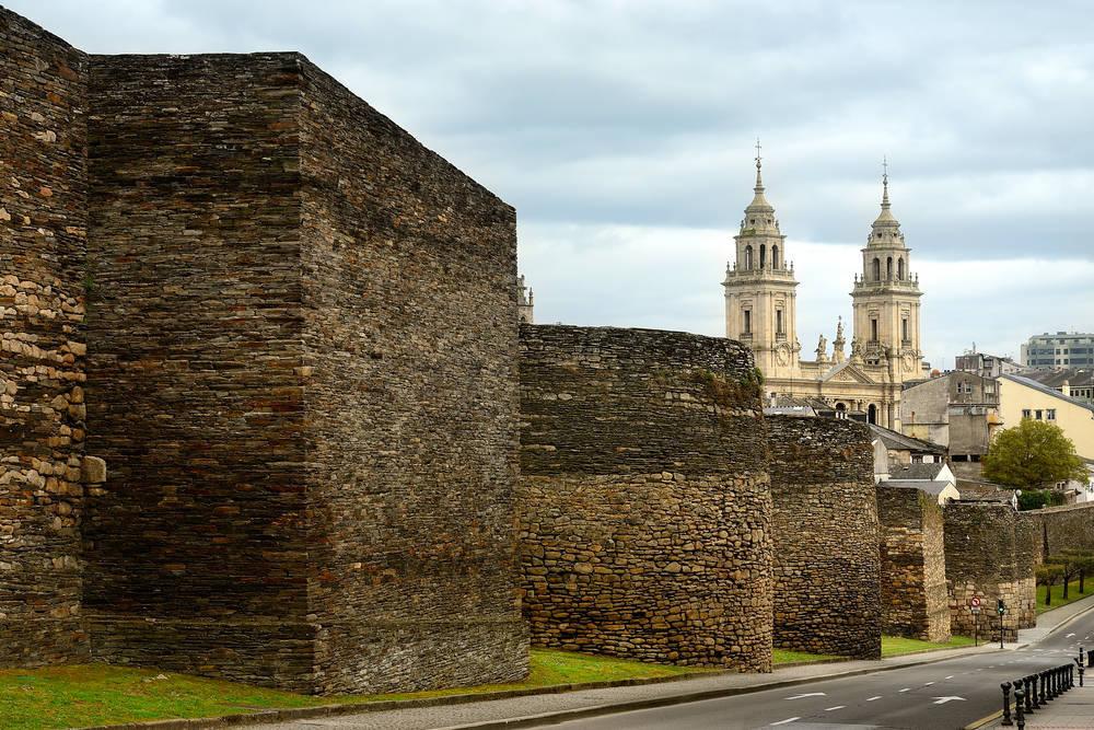 Una escapada de dos días a Lugo