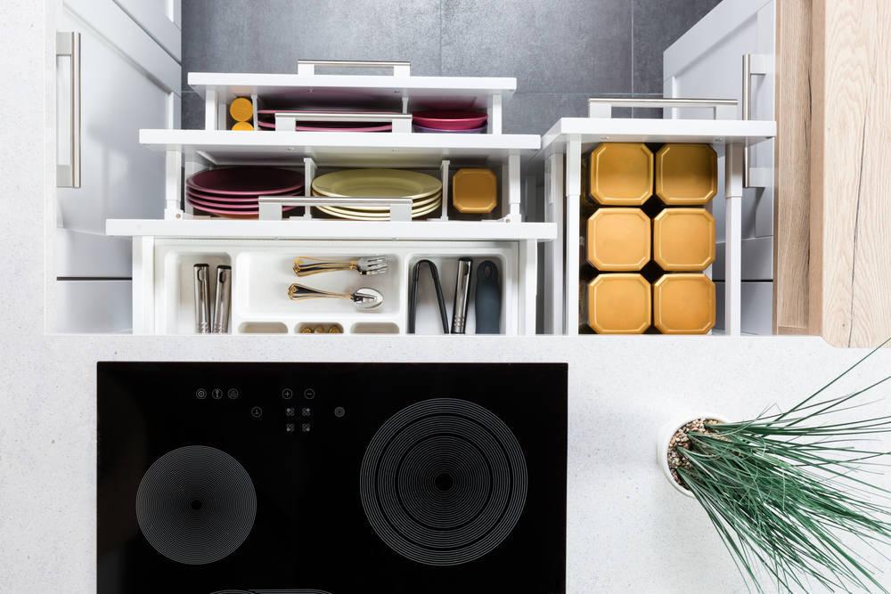 Orden y organización en la cocina