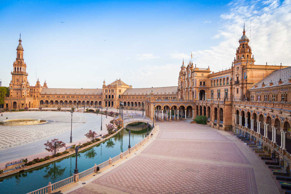 Sevilla, una ciudad por la que cada vez más directores de cine apuestan