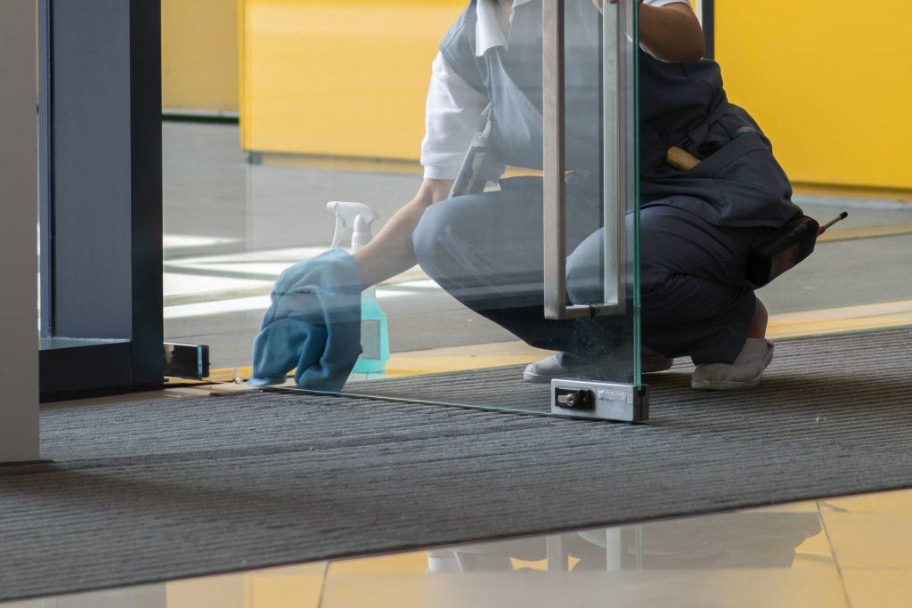 Problemas de salud de los profesionales del sector de la limpieza