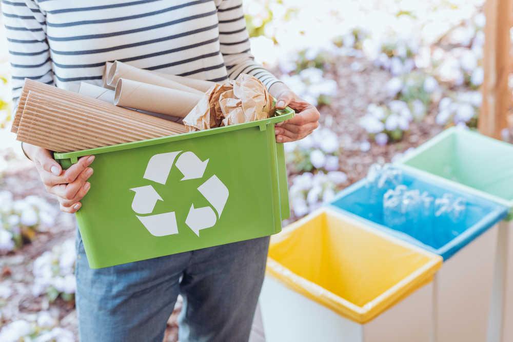 Las ventajas de reciclar en casa