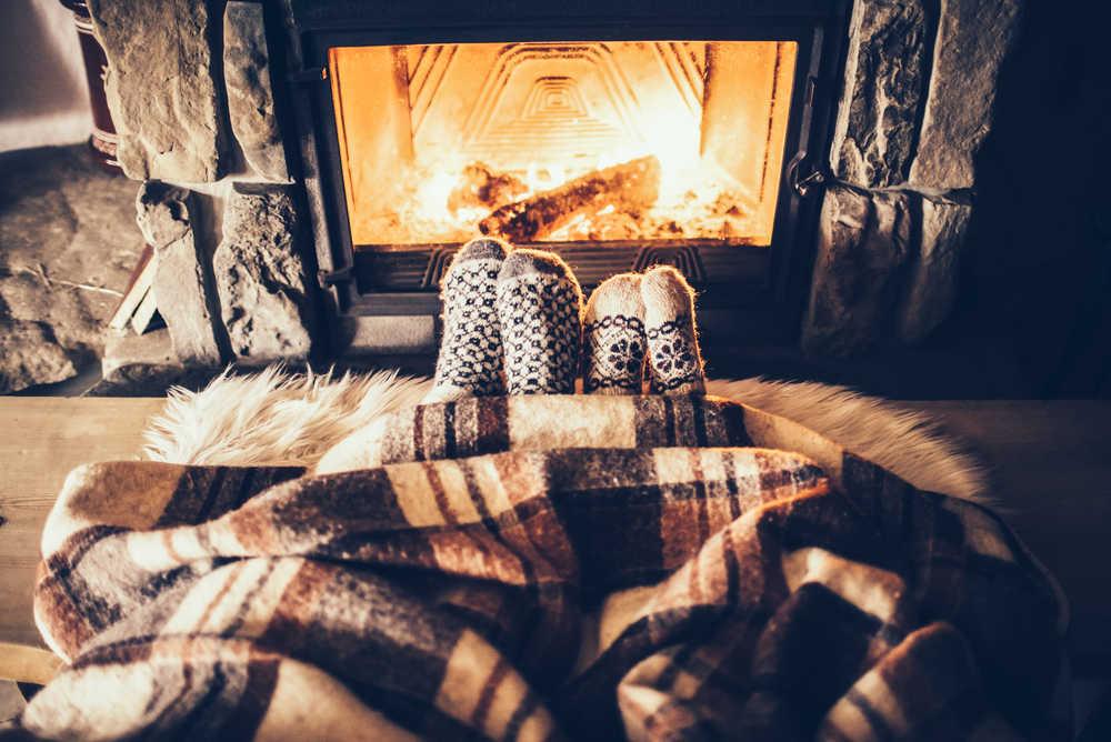 ¿Cuál es el mejor lugar de la casa para poner una chimenea?