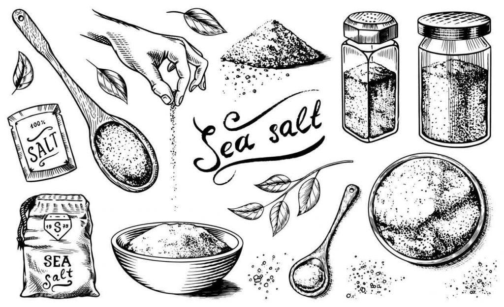 La sal en la cocina: sazón y tradición